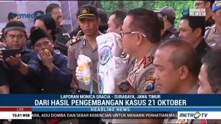 Polrestabes Surabaya Amankan 2,2 Kg Sabu