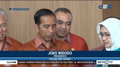 Jokowi Bantah Politisasi Mobil Esemka