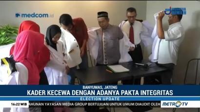 Pengurus dan Kader PKS di Banyumas Kompak Mengundurkan Diri