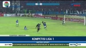 PSM Makassar Bekuk Persib Bandung 1-0