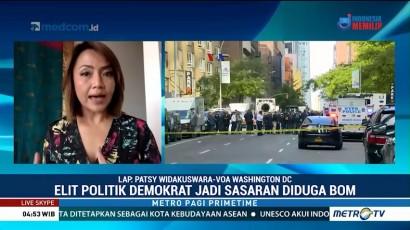 Teror Bom Terhadap Politisi Demokrat Diduga Terkait Pemilu Sela