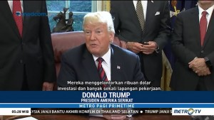 Trump Tak akan Kompromi Kasus Khashoggi