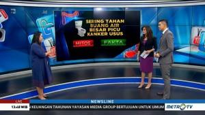 Kenali Bahaya Kanker Usus Sejak Dini