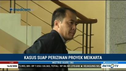KPK Periksa Petinggi Lippo Cikarang dan Karawaci