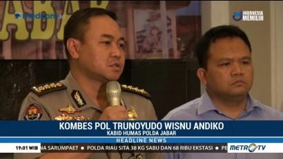 Polisi Tangkap Terduga Pembawa Bendera HTI