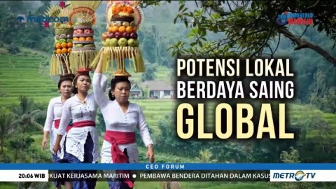 Potensi Lokal Berdaya Saing Global (1)