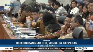 DPR-Pemerintah Bahas Dana Kelurahan