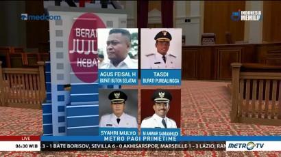Lagi, Kepala Daerah Terjaring OTT (1)