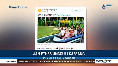 Jan Ethes Ungguli Kaesang