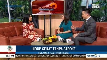 Hindari Stroke dengan Pola Hidup Sehat (1)