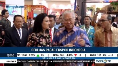 Indonesia Bidik Pasar Nontradisional di Mesir dan Panama