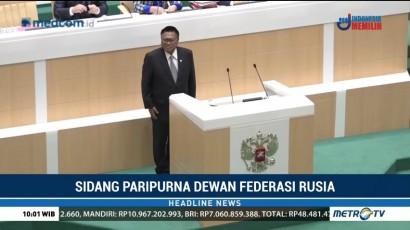 Indonesia Negara Pertama yang Berpidato di Depan Parlemen Rusia