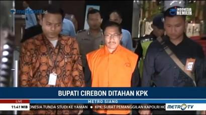 Bupati Cirebon Diduga Patok Tarif Rp50-200 Juta untuk Jabatan