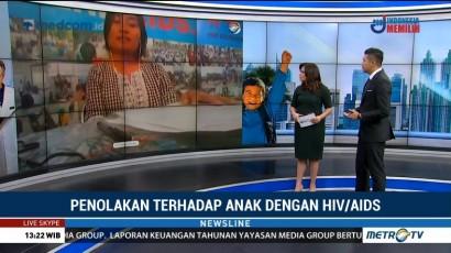 HKBP: Anak-anak Pengidap HIV Juga Ingin Masuk Sekolah Umum