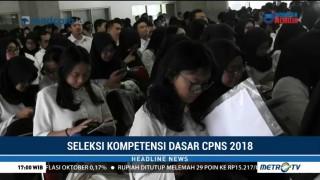 Tes Seleksi CPNS di Jakarta dan Magelang Terkendala Teknis