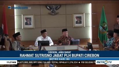 Rahmat Sutrisno Jadi Plh Bupati Cirebon