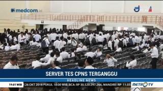 Masalah Teknis, Seleksi CPNS di Jateng Mundur