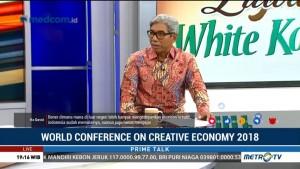 WCCE 2018 Usung Tema <i>Inclusively Creative</i>