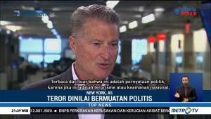 Teror Bom di AS Dinilai Bermuatan Politis
