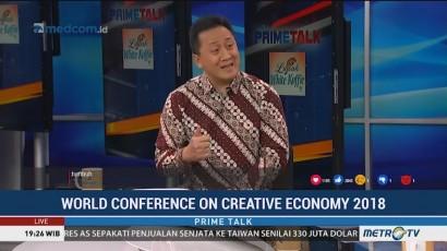 Indonesia Siap Menjadi Terdepan dalam Ekonomi Kreatif