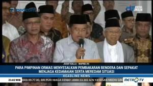 Pernyataan Sikap Pimpinan Ormas Islam Terkait Pembakaran Bendera