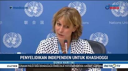 PBB Serukan Penyelidikan Independen Terkait Kematian Khashoggi