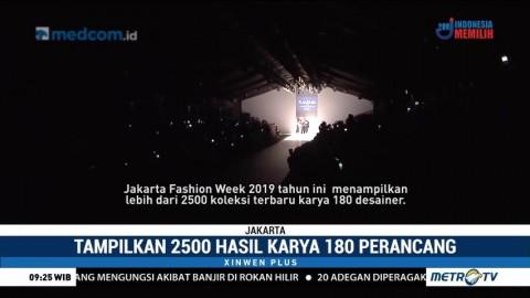 Jakarta Fashion Week 2019, Kolaborasi Lintas Negara