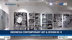 Indonesian Contemporary Art & Design 2018 Tampilkan Karya 50 Seniman