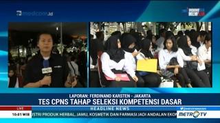 1.436 Pelamar BSSN Ikuti Seleksi Kompetensi Dasar CPNS 2018