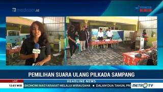 KPU Sampang Gelar Pemungutan Suara Ulang Pilkada