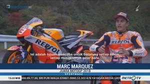 Marquez Kunci Gelar Juara Dunia 2018