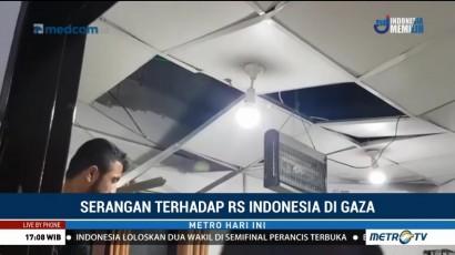 RS Indonesia Tetap Beroperasi Meski Alami Kerusakan