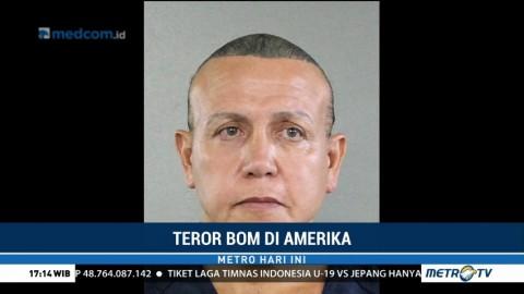 Terduga Pelaku Teror Bom ke Politikus Demokrat Ditangkap