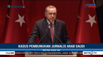 Turki Miliki Bukti Baru Pembunuhan Khashoggi