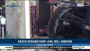 Rumah Ajudan Bupati Cirebon Digeledah KPK