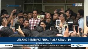Suporter Timnas U-19 Kecewa Pejualan Tiket <i>Offline</i> Dibatalkan