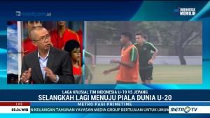 Laga Krusial Indonesia Vs Jepang