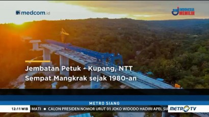 Ini Deretan Proyek Jembatan di Era Jokowi