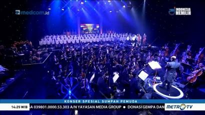 Konser Satukan Suara Spesial Sumpah Pemuda (2)