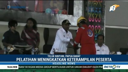 Puluhan Putra Papua Siap Bekerja di Bidang Migas