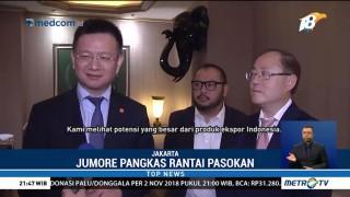 E-Commerce Tiongkok Jumore Komitmen Bantu Ekspor Indonesia
