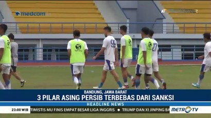 Persib Optimistis Juara Liga 1 2018