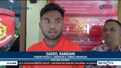 Saddil Ramdani Terjerat Kasus Penganiayaan