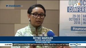 Indonesia Gaungkan Diplomasi Maritim