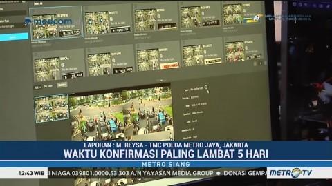 Tilang Elektronik Mulai Berlaku di Jakarta, Simak Aturannya