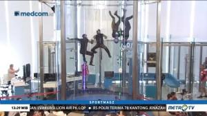 Kejuaraan Dunia Indoor Skydiving Digelar di Bahrain