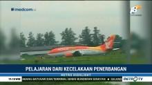 Pelajaran dari Kecelakaan Penerbangan