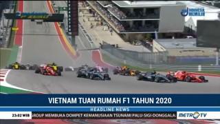 Vietnam Tuan Rumah Formula 1 2020
