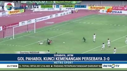 Persebaya Surabaya Bekuk Persija Jakarta 3-0