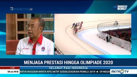 Menjaga Prestasi hingga Olimpiade 2020 (3)